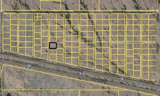 425th Ave & Camelback Road, Tonopah, AZ 85354 (MLS #6193338) :: Nate Martinez Team