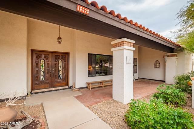 15225 E Verbena Drive, Fountain Hills, AZ 85268 (MLS #6193369) :: Yost Realty Group at RE/MAX Casa Grande
