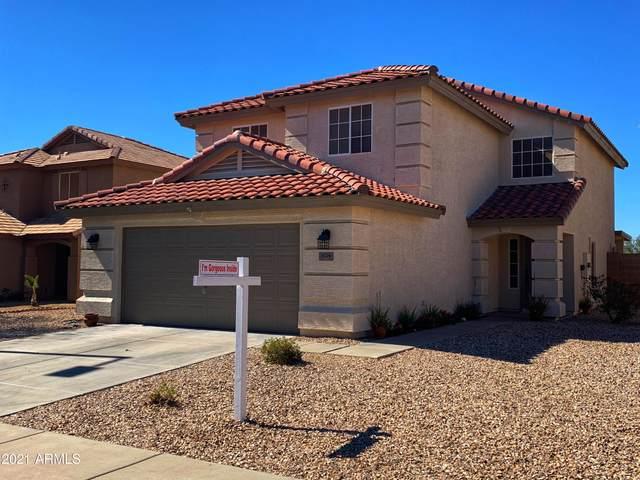 1024 S 223RD Lane, Buckeye, AZ 85326 (MLS #6193383) :: Sheli Stoddart Team | M.A.Z. Realty Professionals