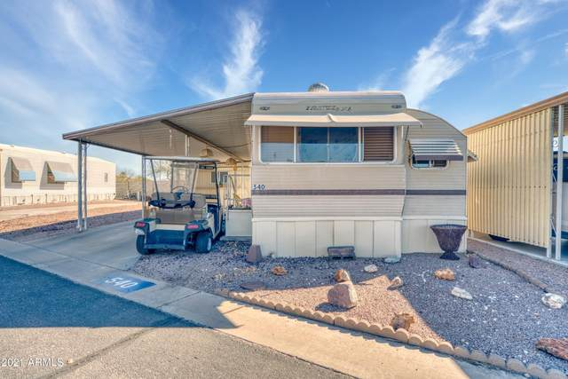 2701 S Idaho Road, Apache Junction, AZ 85119 (MLS #6193398) :: NextView Home Professionals, Brokered by eXp Realty