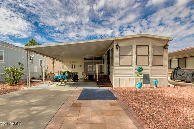 17200 W Bell Road W #253, Surprise, AZ 85374 (MLS #6193400) :: The Ethridge Team