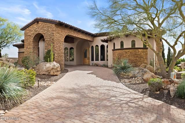 11861 E Desert Trail Road, Scottsdale, AZ 85259 (MLS #6193428) :: The Property Partners at eXp Realty