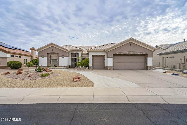 15185 W Via Manana, Sun City West, AZ 85375 (MLS #6193437) :: Yost Realty Group at RE/MAX Casa Grande