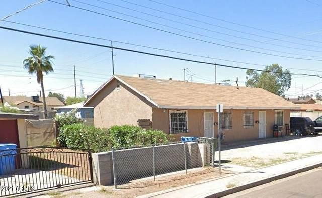 2301 E Taylor Street, Phoenix, AZ 85006 (MLS #6193488) :: The Copa Team | The Maricopa Real Estate Company