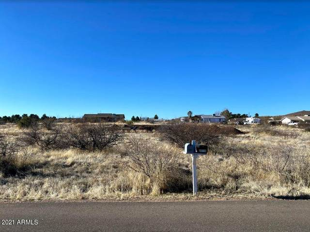 20125 E Sierra Drive, Mayer, AZ 86333 (MLS #6193500) :: The Daniel Montez Real Estate Group