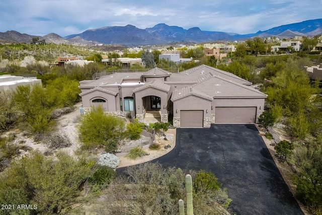 5554 E Fairway Trail, Cave Creek, AZ 85331 (MLS #6193598) :: TIBBS Realty