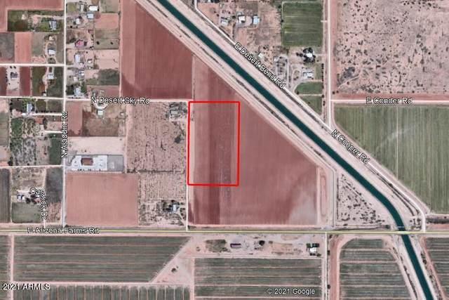 0 E Arizona Farms Road, San Tan Valley, AZ 85142 (MLS #6193628) :: Yost Realty Group at RE/MAX Casa Grande