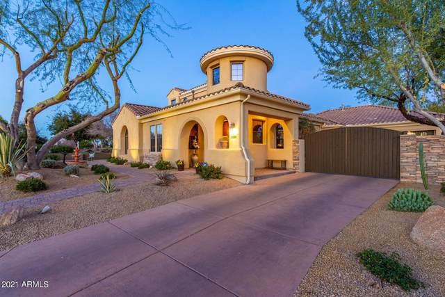 245 N Parkview Court, Litchfield Park, AZ 85340 (MLS #6193653) :: Devor Real Estate Associates