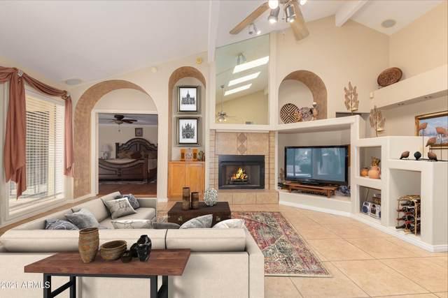 14654 N Fountain Hills Boulevard, Fountain Hills, AZ 85268 (MLS #6193707) :: Yost Realty Group at RE/MAX Casa Grande