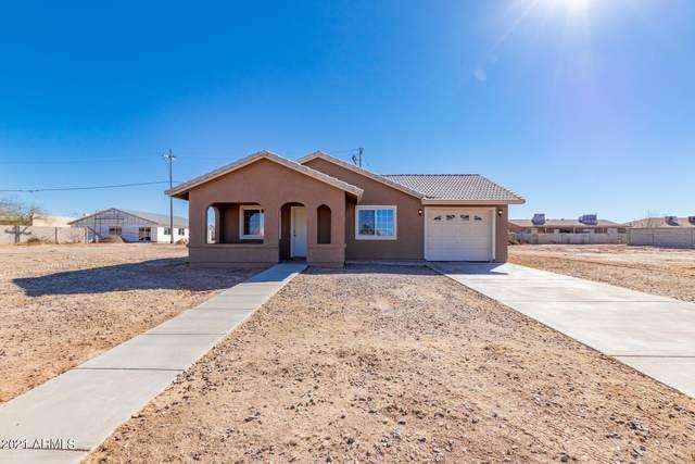9929 W Devonshire Drive, Arizona City, AZ 85123 (MLS #6193710) :: Devor Real Estate Associates