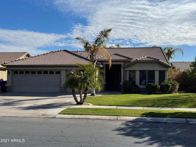 4903 S Marigold Way, Chandler, AZ 85248 (MLS #6193718) :: Devor Real Estate Associates