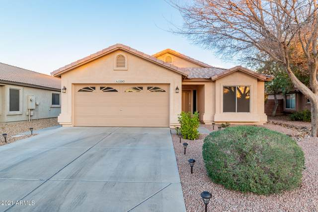 15243 N 67TH Drive, Peoria, AZ 85381 (MLS #6193742) :: Yost Realty Group at RE/MAX Casa Grande