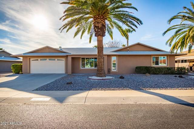 17414 N Lime Rock Drive, Sun City, AZ 85373 (MLS #6193796) :: The AZ Performance PLUS+ Team