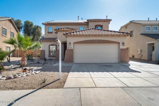 16009 N Cristine Lane, Surprise, AZ 85388 (MLS #6193801) :: Devor Real Estate Associates