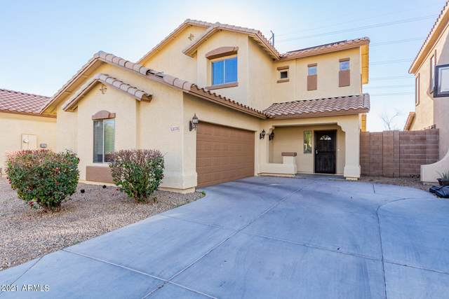 12078 N 66TH Drive, Glendale, AZ 85304 (MLS #6193829) :: Devor Real Estate Associates
