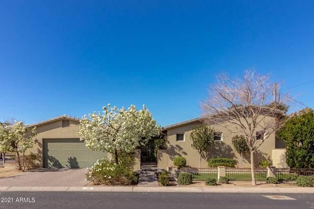4110 N 47TH Street, Phoenix, AZ 85018 (MLS #6193869) :: Zolin Group