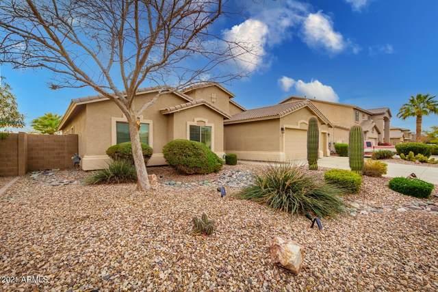 21946 N Balboa Drive, Maricopa, AZ 85138 (MLS #6193898) :: Yost Realty Group at RE/MAX Casa Grande
