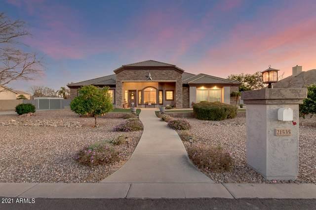 21535 E Pummelos Road, Queen Creek, AZ 85142 (MLS #6193922) :: Devor Real Estate Associates