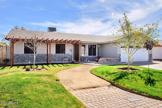 2047 S Extension Road, Mesa, AZ 85210 (MLS #6193927) :: Executive Realty Advisors