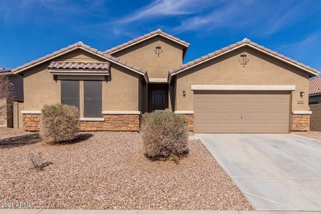 18352 W Onyx Avenue, Waddell, AZ 85355 (MLS #6193929) :: Long Realty West Valley