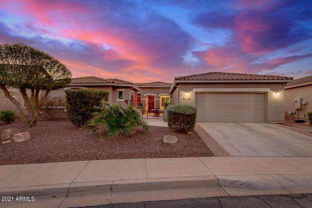 20676 N Wishing Well Lane, Maricopa, AZ 85138 (MLS #6193956) :: The Daniel Montez Real Estate Group