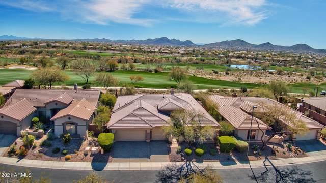 42005 N Crooked Stick Road, Anthem, AZ 85086 (MLS #6193991) :: Maison DeBlanc Real Estate