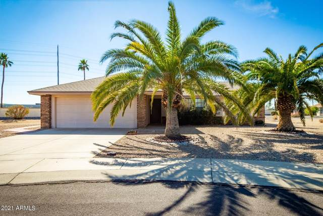 12411 W Wildwood Drive, Sun City West, AZ 85375 (MLS #6194004) :: Yost Realty Group at RE/MAX Casa Grande