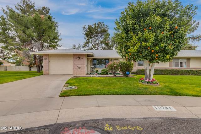 10741 W Caron Drive, Sun City, AZ 85351 (MLS #6194016) :: ASAP Realty