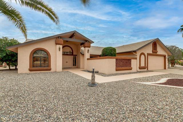 14233 W Parkland Drive, Sun City West, AZ 85375 (MLS #6194040) :: Yost Realty Group at RE/MAX Casa Grande