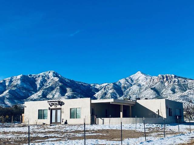 7110 S Jaxel Road, Hereford, AZ 85615 (MLS #6194062) :: Devor Real Estate Associates