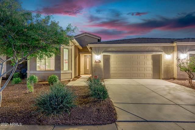 20574 N Lemon Drop Drive, Maricopa, AZ 85138 (MLS #6194100) :: The Riddle Group