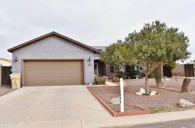 10905 W Carmelita Circle, Arizona City, AZ 85123 (MLS #6194133) :: Yost Realty Group at RE/MAX Casa Grande