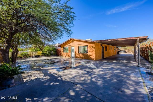 1354 W Sonora Street, Tucson, AZ 85745 (MLS #6194138) :: Service First Realty
