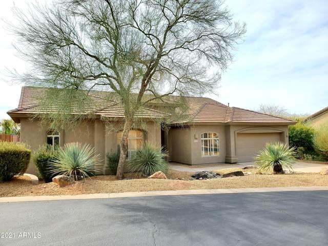 5335 E Gloria Lane, Cave Creek, AZ 85331 (MLS #6194153) :: Yost Realty Group at RE/MAX Casa Grande