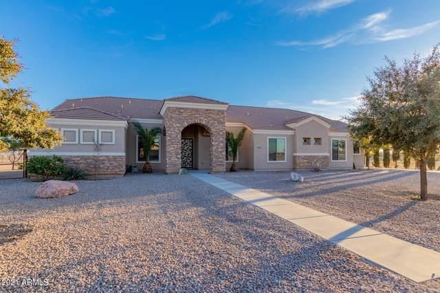 12003 E Pot O Gold Trail, Florence, AZ 85132 (MLS #6194158) :: Yost Realty Group at RE/MAX Casa Grande