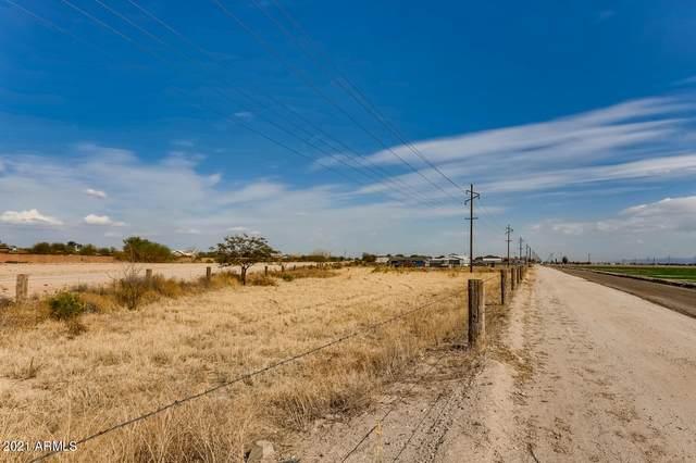 221XX W Lower Buckeye Road, Buckeye, AZ 85326 (MLS #6194229) :: Yost Realty Group at RE/MAX Casa Grande