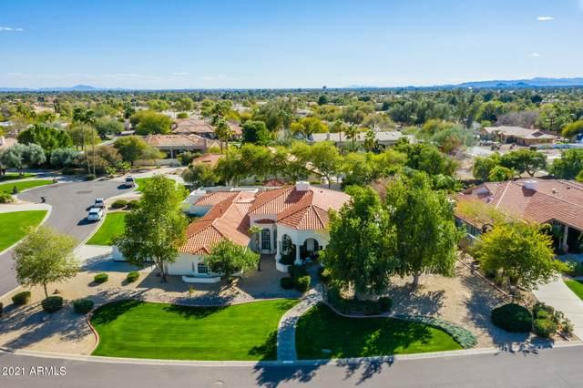 10455 E Paradise Drive, Scottsdale, AZ 85259 (MLS #6194250) :: Devor Real Estate Associates
