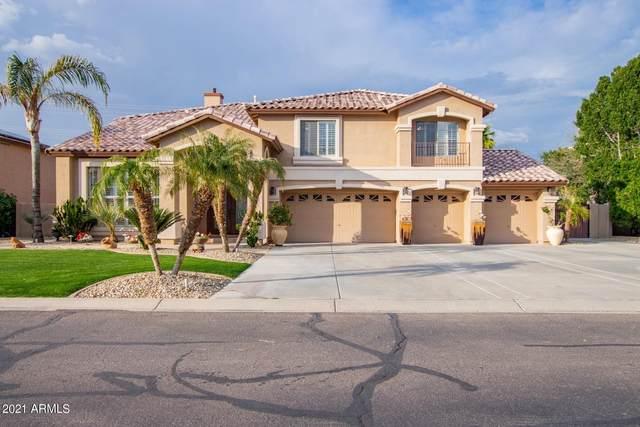 7926 W Emory Lane, Peoria, AZ 85383 (MLS #6194277) :: Yost Realty Group at RE/MAX Casa Grande