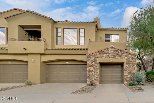 7445 E Eagle Crest Drive #1121, Mesa, AZ 85207 (MLS #6194281) :: The Riddle Group
