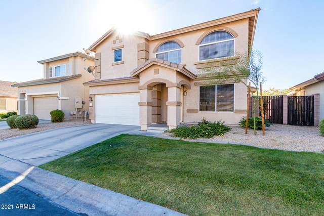 16036 N 11TH Avenue #1097, Phoenix, AZ 85023 (MLS #6194306) :: The Laughton Team