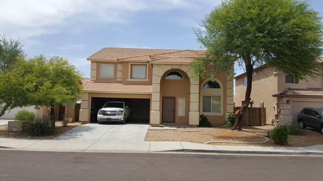 15218 N 174TH Drive, Surprise, AZ 85388 (MLS #6194341) :: Devor Real Estate Associates