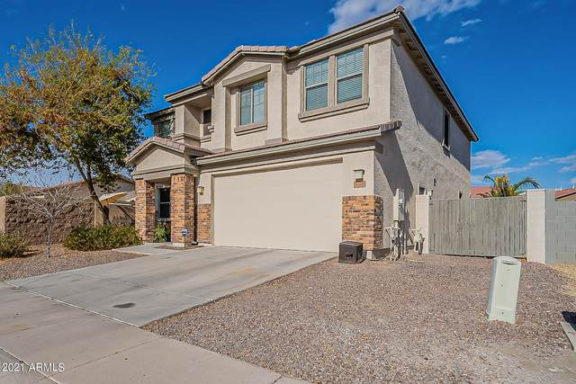 1020 E Nickleback Street, San Tan Valley, AZ 85143 (MLS #6194344) :: Yost Realty Group at RE/MAX Casa Grande