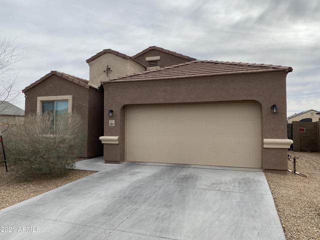 23827 W Parkway Drive, Buckeye, AZ 85326 (MLS #6194391) :: Long Realty West Valley