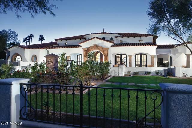 8620 N 52ND Street, Paradise Valley, AZ 85253 (MLS #6194394) :: Yost Realty Group at RE/MAX Casa Grande