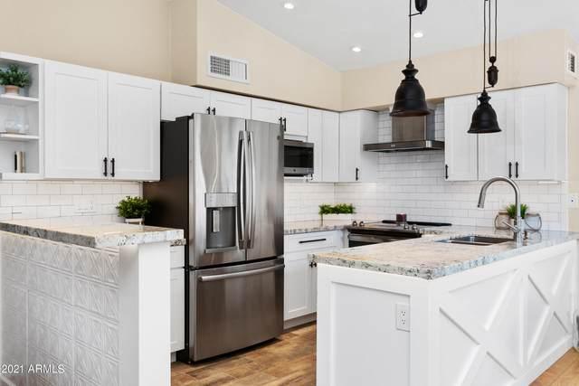 1009 W Malibu Drive W, Tempe, AZ 85282 (MLS #6194407) :: Devor Real Estate Associates