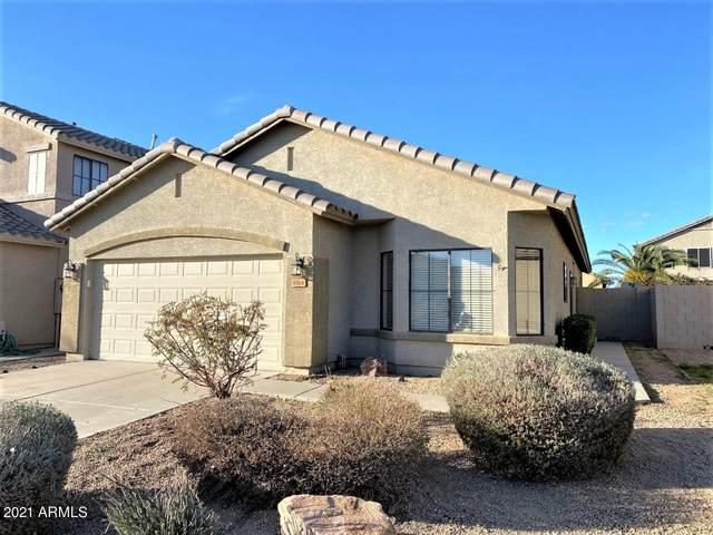 8764 W Laurel Lane, Peoria, AZ 85345 (MLS #6194442) :: Yost Realty Group at RE/MAX Casa Grande
