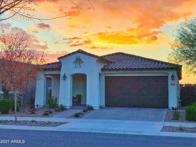 5760 S Wildrose, Mesa, AZ 85212 (MLS #6194446) :: Devor Real Estate Associates