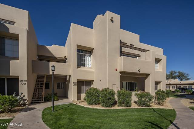 11333 N 92ND Street #2064, Scottsdale, AZ 85260 (MLS #6194480) :: Keller Williams Realty Phoenix