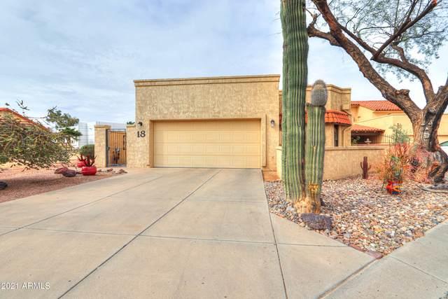 943 E Kortsen Road #18, Casa Grande, AZ 85122 (MLS #6194485) :: Yost Realty Group at RE/MAX Casa Grande