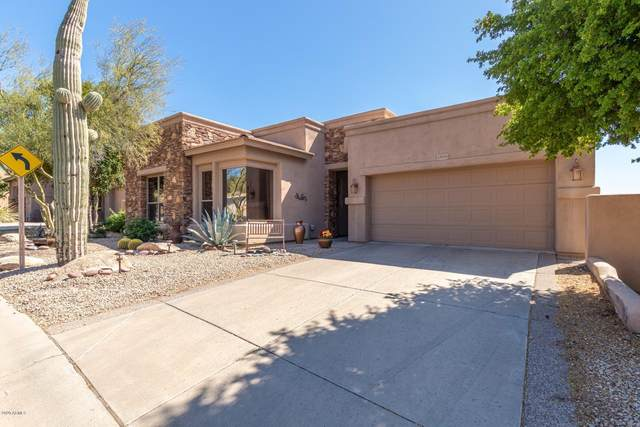 17229 E Diamante Drive, Fountain Hills, AZ 85268 (MLS #6194487) :: Keller Williams Realty Phoenix